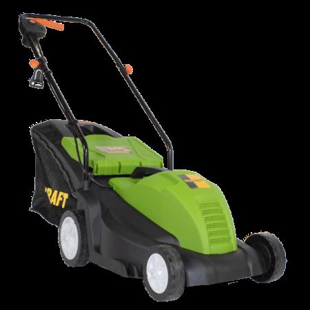 Masina tuns iarba Procraft NM1800, Electrica, 1800W, 3500 rot/min, 50 litri [0]