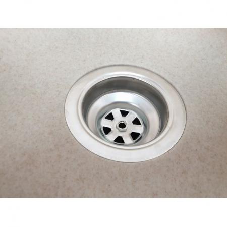 MIXXUS HB8311-G322 BEJ, chiuveta ovala bucatarie granit [1]