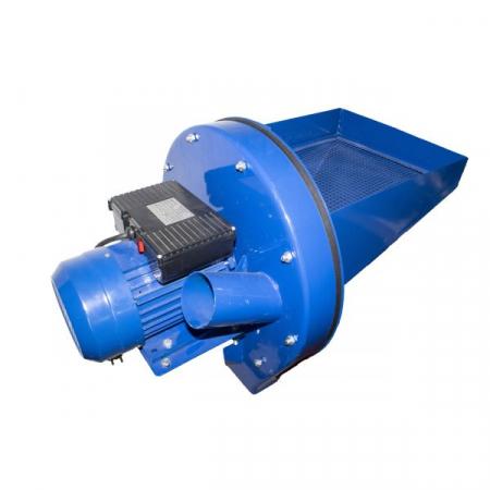 Moara cereale Elefant CM 2.0-D, 3.5kW, 3000 rpm, 200 kg/h cereale si furaje + Stand Metalic [5]