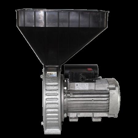 Moara cereale Gazda P80, Uruitor electric 2.5 kW [2]