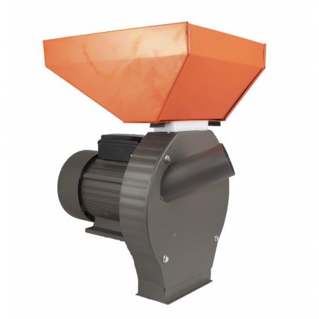 Moara cereale si  stiuleti 200Kg/ora, 3.5KW - Cuva mare (EF-3988) [3]
