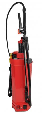 Pompa de stropit 2 in 1 ELEFANT, manuala si electrica [2]