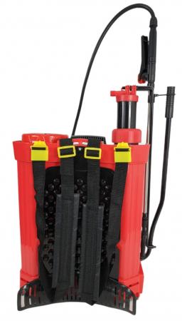 Pompa de stropit 2 in 1 ELEFANT, manuala si electrica [1]