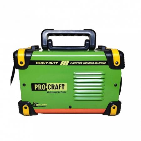 PROCRAFT RWS320 invertor de sudura , produsul contine taxa timbru verde 2.5 Ron, 4,8 kg [2]