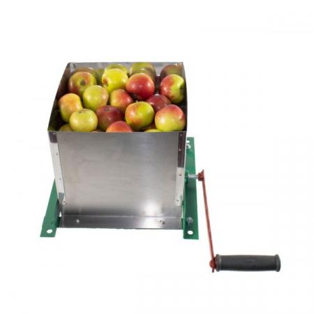 Razatoare fructe Koza-Nova MINI Total Inox cu tambur, manuala, productie Ucraina [2]