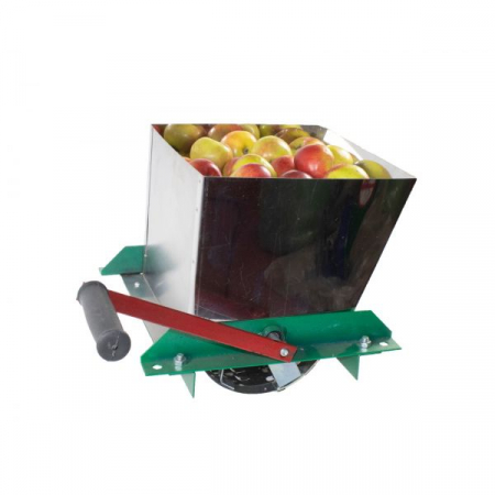 Razatoare fructe Koza-Nova MINI Total Inox cu tambur, manuala, productie Ucraina [3]