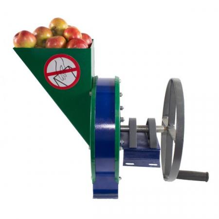 Razatoare fructe Vinita, manuala + fulie atasare motor, Cutit inox [1]
