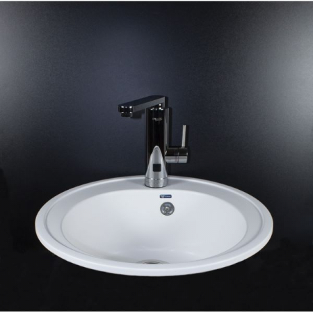 Robinet electric Aquatic Elefant SC30H47X, 3000W, Afisaj LED, Cartus ceramic, Temperatura apa 30-40 grade [1]