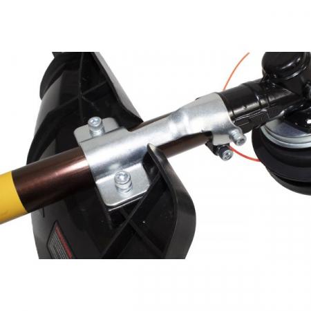 Set Motocoasa benzina RUPEZ RZT 4200, 4200W, 9000 RPM cu accesorii [2]