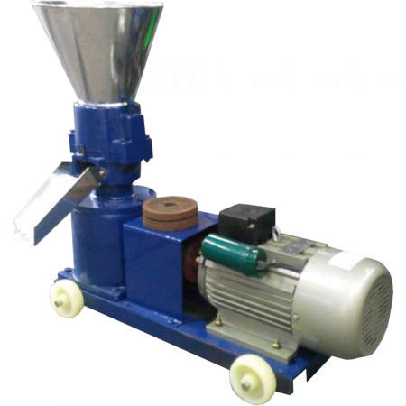 Granulator furaje TEMP SY-120 100Kg/Ora, 2.8KW, Presa Peleti cereale, produsul contine taxa timbru verde 6 Ron, 91 kg [1]
