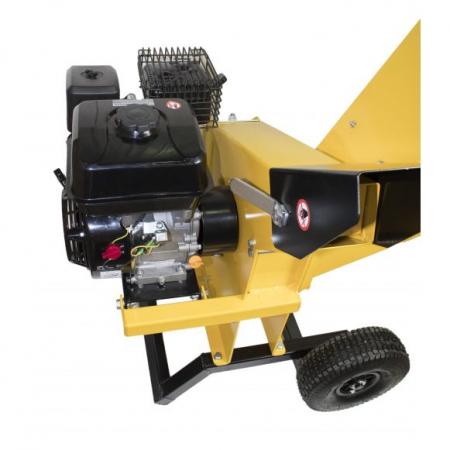 Tocator de crengi cu motor pe benzina - Elefant 36070 [5]