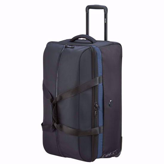 Delsey duffle bag Egoa rolling 69cm black 1