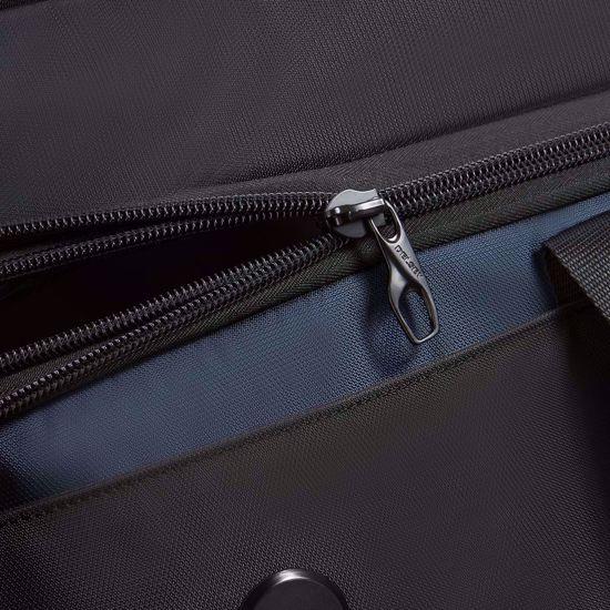 Delsey duffle bag Egoa rolling 69cm black 3