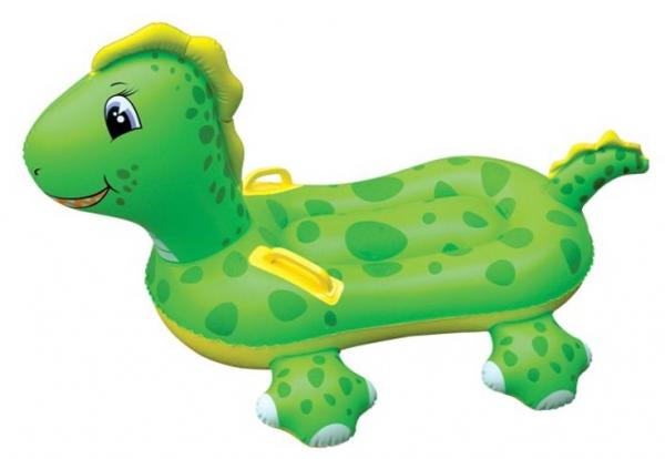 Saltea gonflabila pentru copii model dragon 0