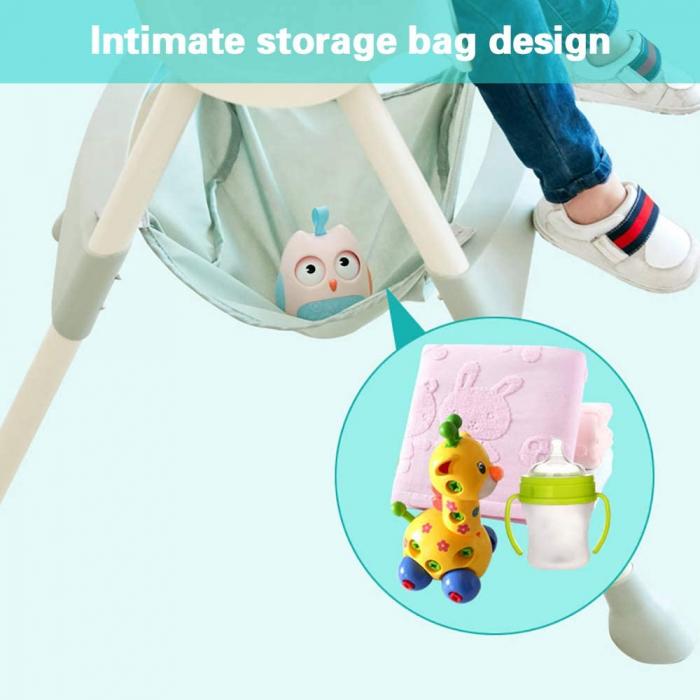 Premergator cu figurine pentru copii, Pliabil ,Roz 7