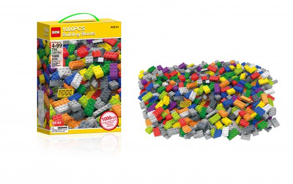Jucării Brics 1000 buc 0