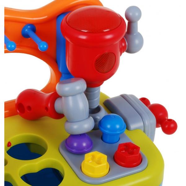 Atelier multifunctional pentru copii colorat 4