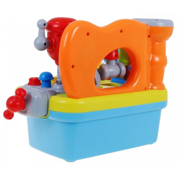 Atelier multifunctional pentru copii colorat 7
