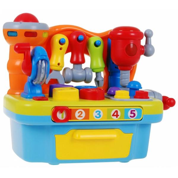 Atelier multifunctional pentru copii colorat 1