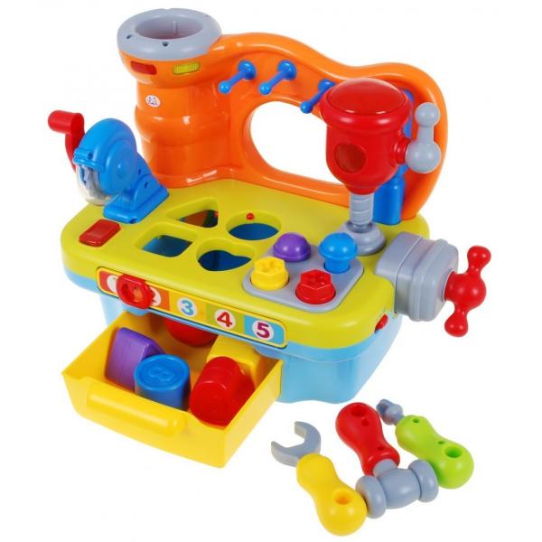 Atelier multifunctional pentru copii colorat 5