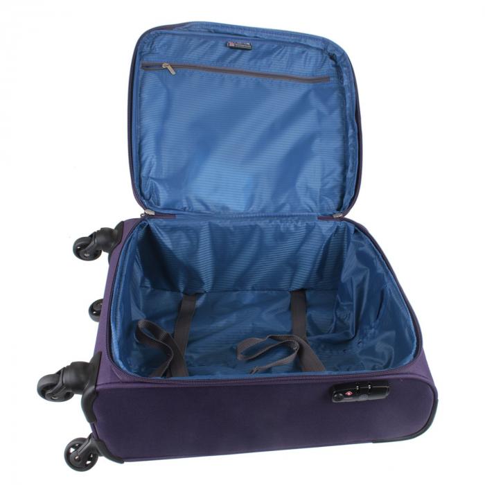 Carlton Dover 55 Purple 8