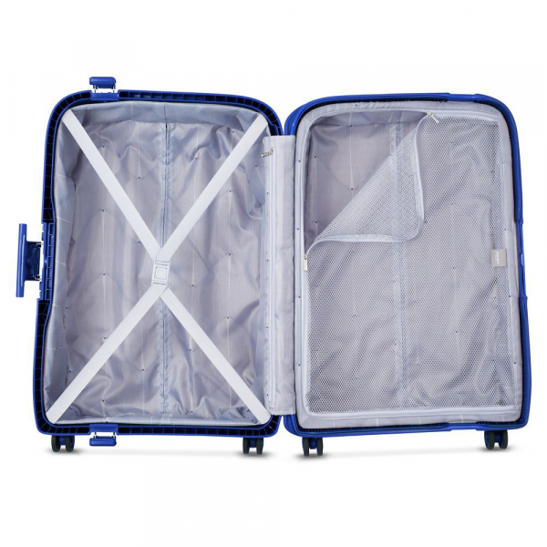MONCEY 76 4DW TROLLEY CASE NAVY 7