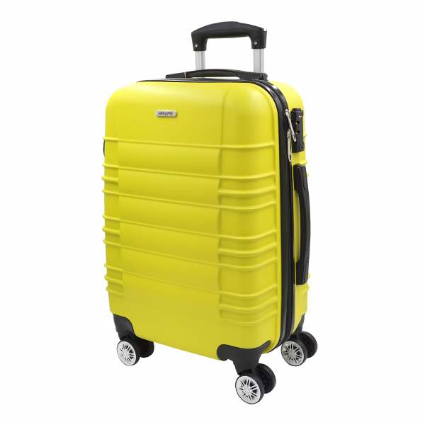 Troler Mirano Lite Case 75 cm Galben 0