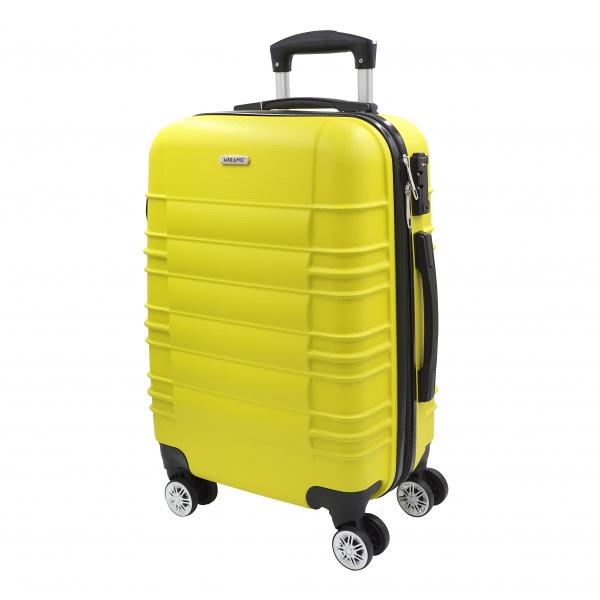 Troler Mirano Lite Case 55 cm Galben 0