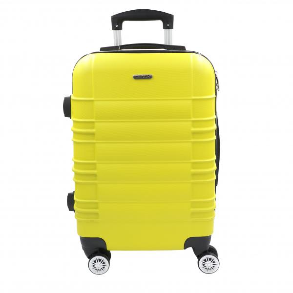 Troler Mirano Lite Case 55 cm Galben 1