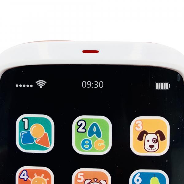 Jucărie telefon mobil puzzle touch screen 4