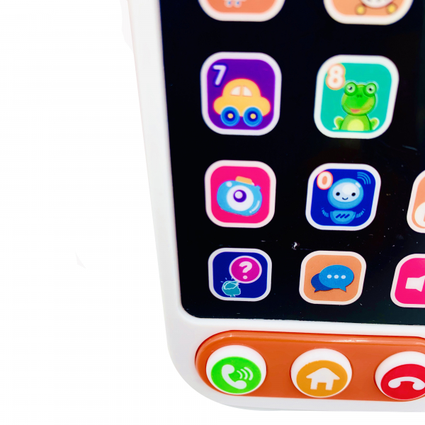 Jucărie telefon mobil puzzle touch screen 5