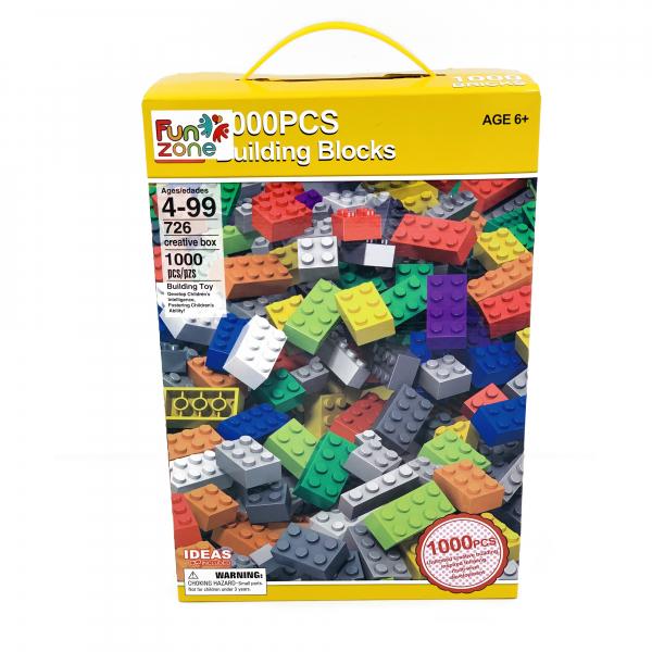 Jucării Brics 1000 buc 1