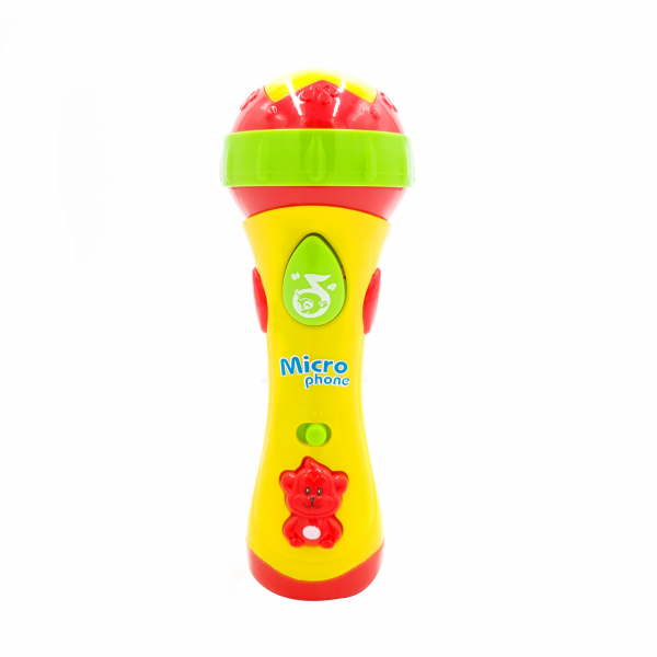 Jucarie bebelusi Microfon Canta [3]