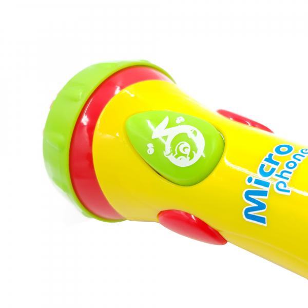 Jucarie bebelusi Microfon Canta [6]
