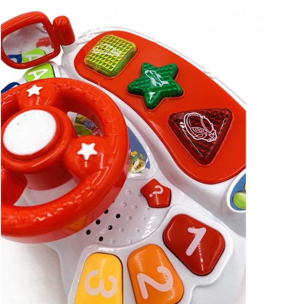 Jucarie interactiva micul sofer 3