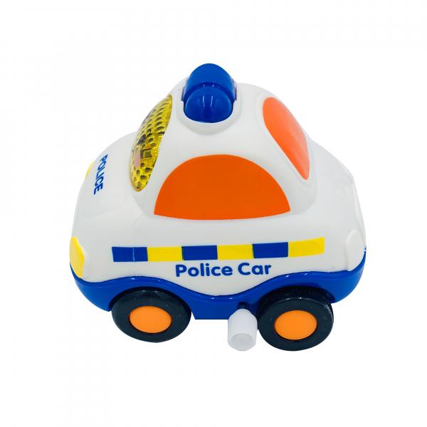 Jucarie Masina Politie (baterie inclusa) 2