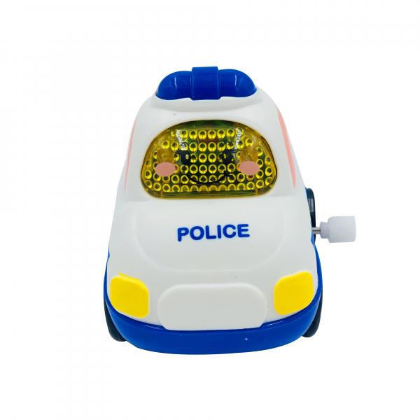 Jucarie Masina Politie (baterie inclusa) 3