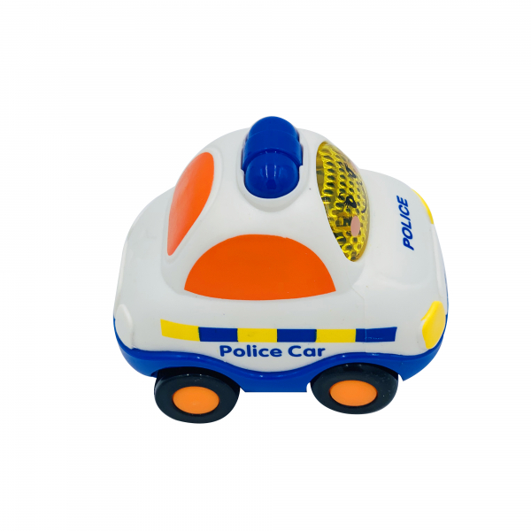 Jucarie Masina Politie (baterie inclusa) 0