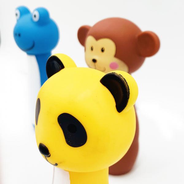Jucarie set Bowling cu figuri animale 3