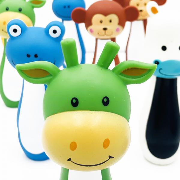 Jucarie set Bowling cu figuri animale 1