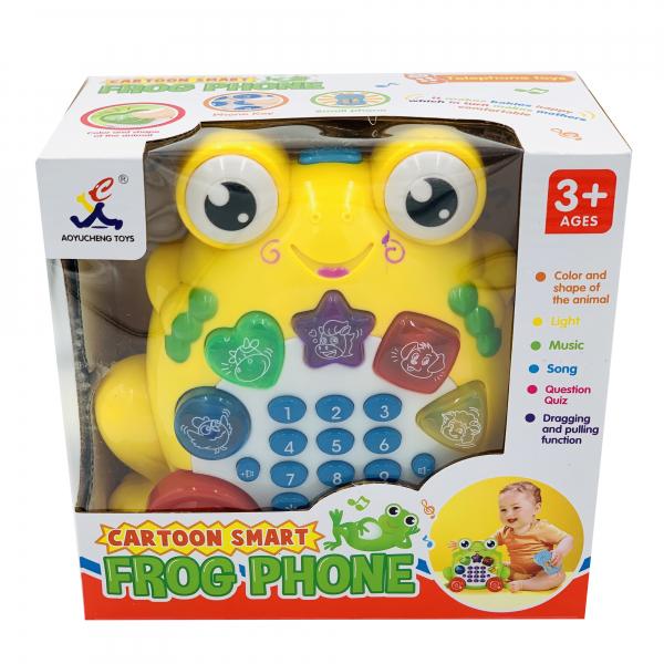 Jucarie telefon broasca 7