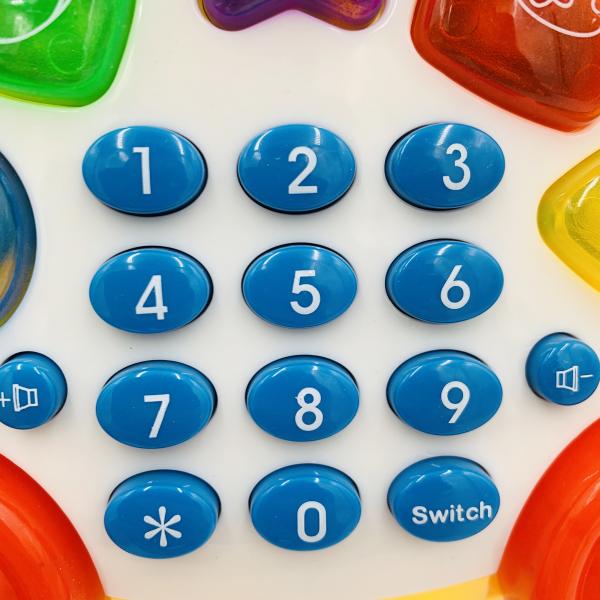 Jucarie telefon broasca 4