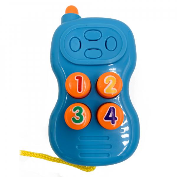 Jucarie telefon broasca 6