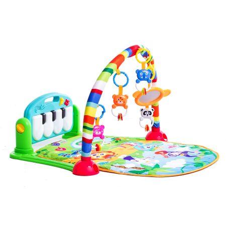 Saltea de joaca muzicala/centru de activitati bebelusi 2