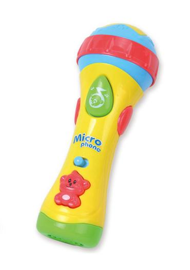 Jucarie bebelusi Microfon Canta [0]