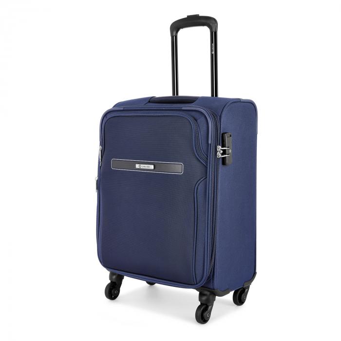 Troler Carlton Turbolite 80 cm, Albastru [2]
