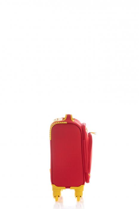 Troler Mirano Mozart 55 cm Red 6