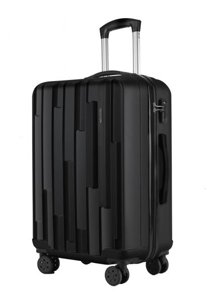 Troler MIRANO Orizont, 75 cm, negru 0