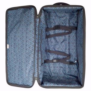 Delsey duffle bag Egoa rolling 69cm black2