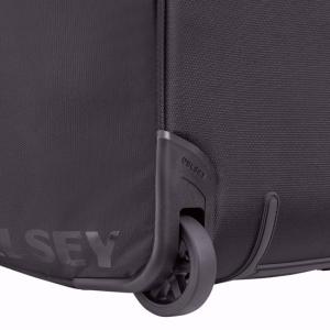 Delsey duffle bag Egoa rolling 69cm black4
